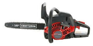 Craftsman Cmxgsamnn4216 16 in Chainsaw  2 cycle  42cc