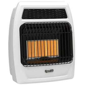 Dyna Glo 18000 BTU Wall Or Floor Mount Natural Gas Or liquid Propane Vent free Infrared Heater