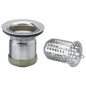 Keeney K5420 long Basket Bar Sink Strainer  Stainless Steel