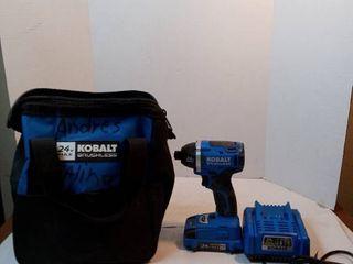 Kobalt Brushless Drill