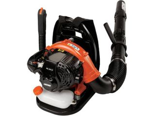 ECHO 158 MPH 375 CFM 25 4 cc Gas 2 Stroke Cycle Backpack leaf Blower with Hip Throttle
