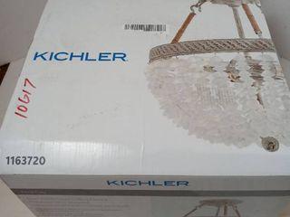 Kichler Kona Cay Chandelier 1163720  Distressed Antique
