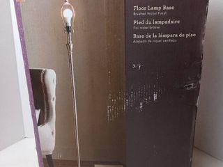 Allen Roth 3 Way Switch Bronze 60  Casual Floor lamp Base