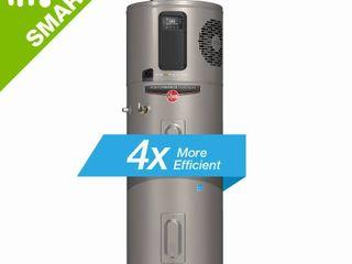 Rheem Performance Platinum 65 Gal  10 Year Hybrid High Efficiency Smart Tank Electric Water Heater