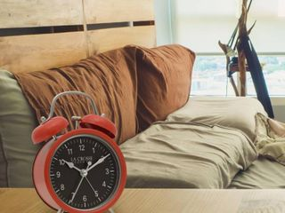 la Crosse Clock Twin Bell Alarm Clock