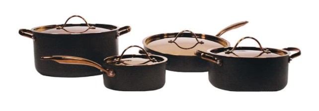 BergHoff Ouro 8 Piece Chefs Set