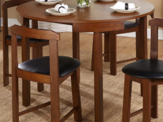 Tobey Round Dining Table by Christopher Knight Home