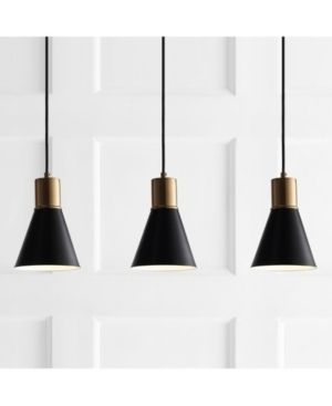 Jonathan Y Apollo 33 5  3 light Adjustable Modern Metal led Pendant