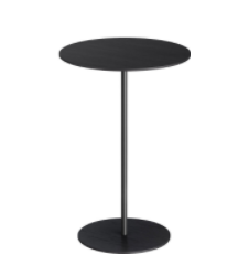 Modloft Dey Black Oak Side Table