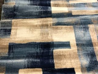 Royal Vintage Madison Blue 155x215 Area Rug