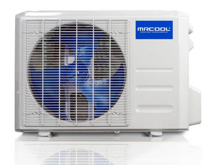MrCool 3rd Generation Heat Pump Air Conditioner