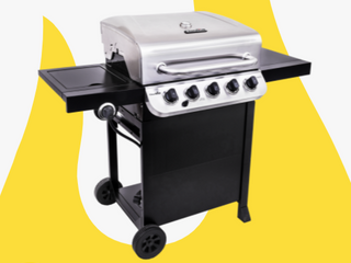 Char Broil 5 Burner Gas Grill 463347519