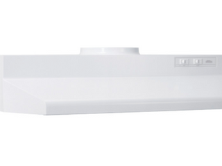 Broan 36  Range Hood  Color White