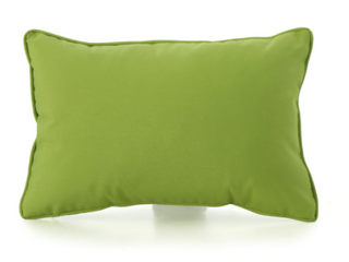 le Pouf Green Coronado Pillow set of 4