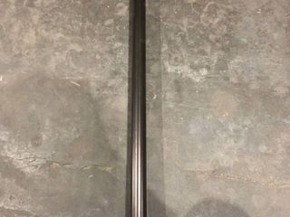 Rubbed Bronze Towel Bar 3Ft
