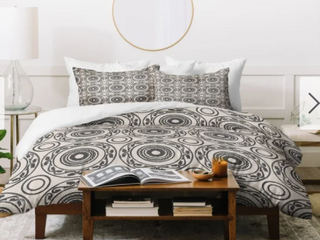 Natalie Baca Baja Mexicali Duvet Cover Set King  Retail 165 49