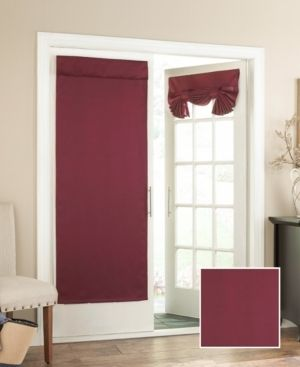 Eclipse Tricia Room Darkening Window Door Panel   26X68