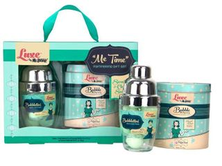luxe by Mr  Bubble Bath And Body Gift Set