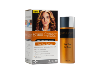 Brass Correct by Color Oops  Purple Conditioning Treatment  5 Fl Oz