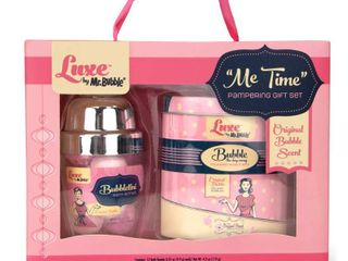 luxe by Mr  Bubble Bath And Body Original Gift Set