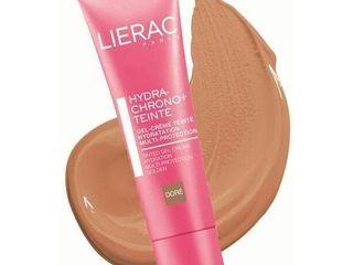 lierac Paris Hydra chrono teinte  Tinted Cream Gel Hydration  Golden   All Skin