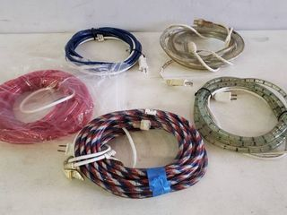 Rope lights  5Total