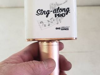 Sing Along Pro  Tested  No USB Cord Included