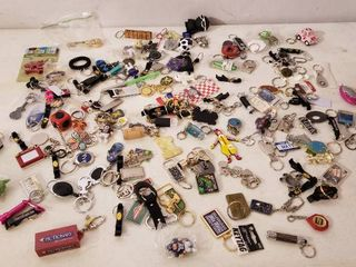 Keychain Collection  Copious Amounts