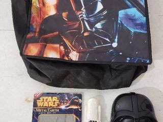 Star Wars Items Darth Simon  Puzzle and Bag