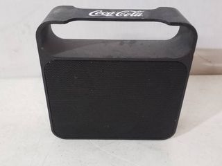 Coca Cola Bluetooth Speaker 7  x 7