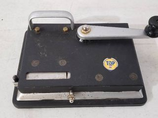 TOP Cigarette Rolling Machine