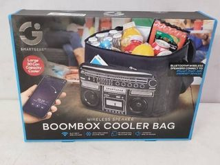 Boombox Cooler Bag Bluetooth Speaker