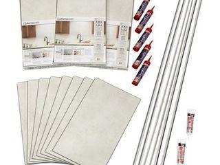 DumaWall Wintry Mix Shower Kit Retail 487 49