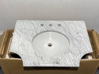 Darvil Marble Vanity Sink Retail 455 49