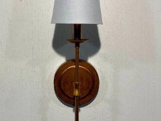 Carson Carrington Tarisbodarna Modern Traditional 1 light Wall Sconce