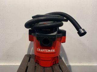 Craftsman 4 gallon three peak HP shop vac