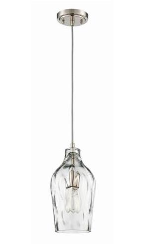 craft made ceiling light