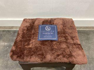 Superior Ultra Soft Plush Fleece Throw and Blanket