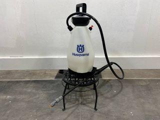 husqvarna 200 series sprayer 2 gallons