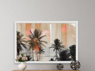 Handmade Bahia Framed Print Retail 94 49