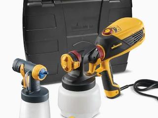 Wagner Flexio 3000 Handheld Paint Sprayer  Retail  169 00