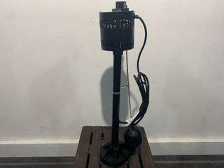 utilitech pedestal sump pump