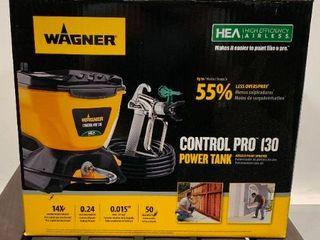Wagner control pro 300 power tank Airless paint sprayer