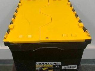 Commander Xl 12 gallon crate