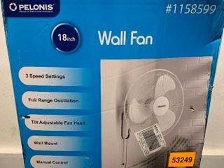 Polonis wall fan