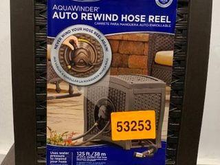 Suncast Auto rewind hose reel