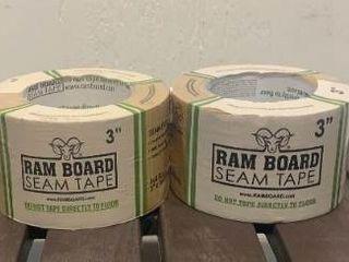 2  Ram board seam tape
