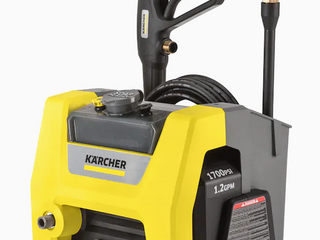 Karcher K1710 Cube 1700 PSI 1 2 GPM Cold Water Electric Pressure Washer
