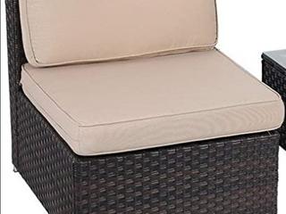 Phi Villa Outdoor Chair w o armrest Retail   110 00