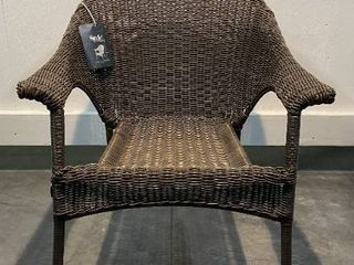 Style selection wicker chair